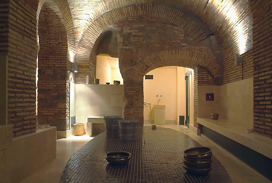 Il percorso hammam di acquamadre bagno turco centro benessere